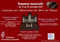 Semaine Musicale AOCG 2019 images