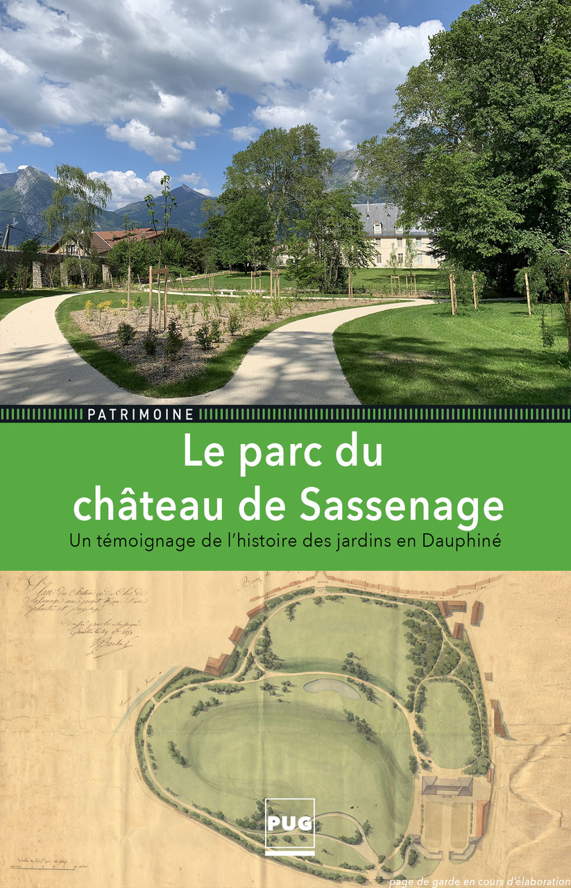 Parc du chateau de Sassenage publication